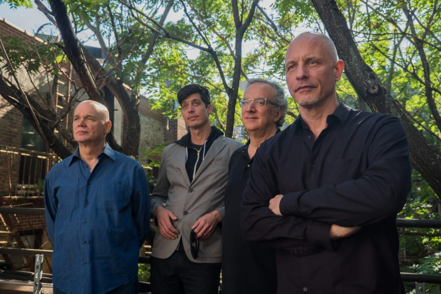 Erik Friedlander feat. Uri Caine, Mark Helias & Ches Smith